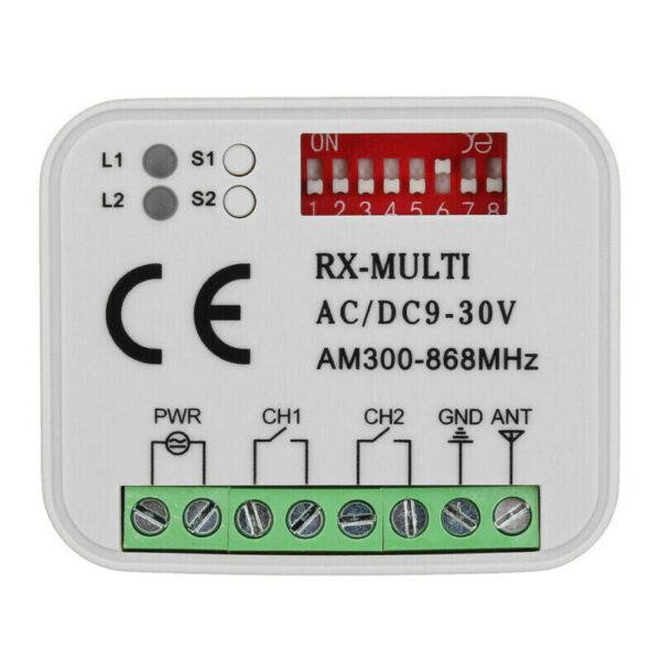 Приймач RX-multi